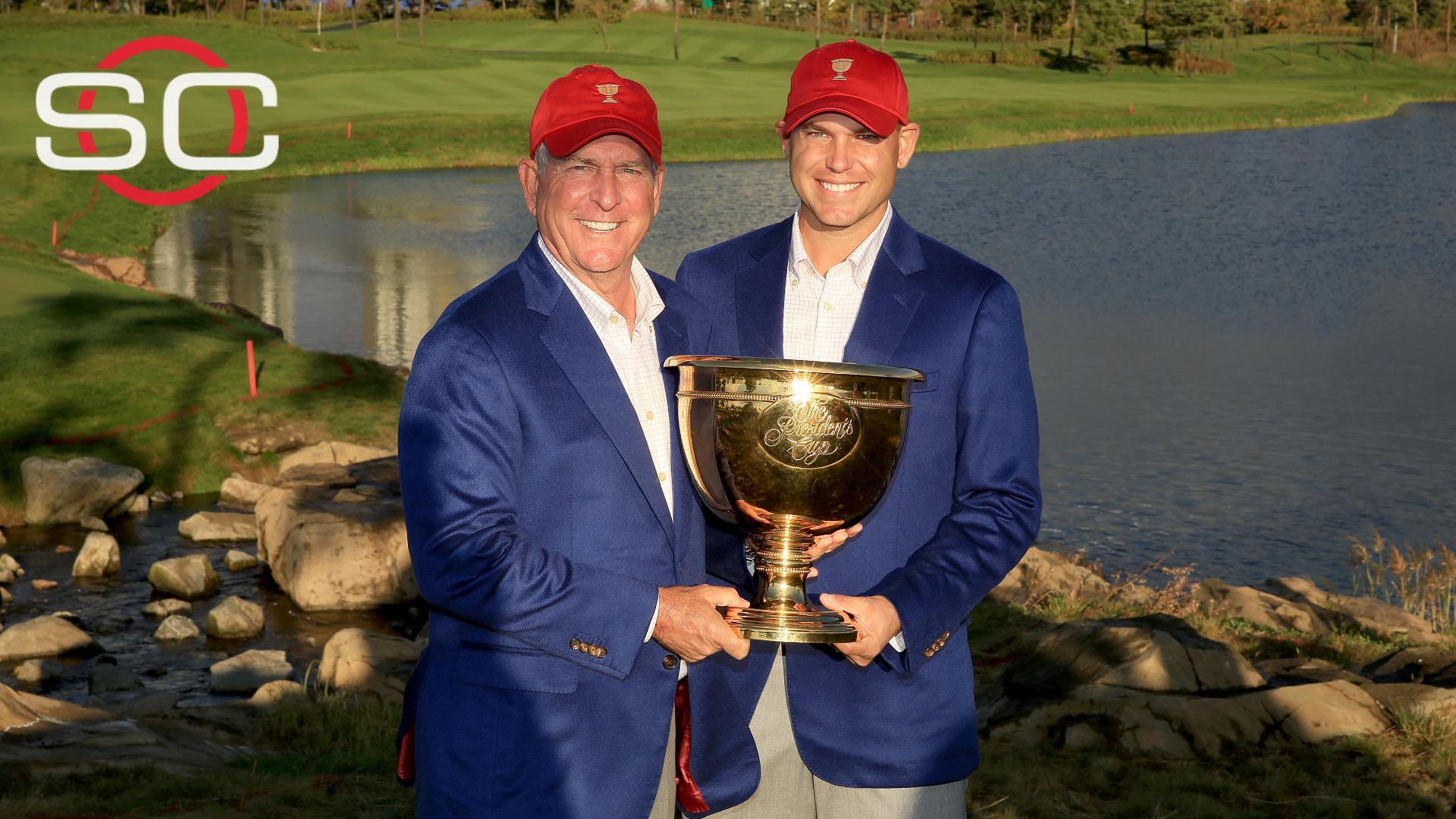 Dm 151011 golf presidents cup highlight