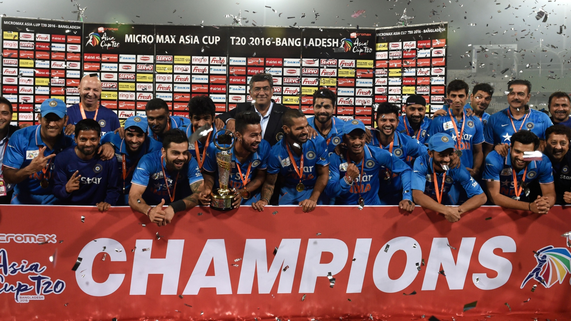 Asia Cup Final Winner   Online Cricket Betting India