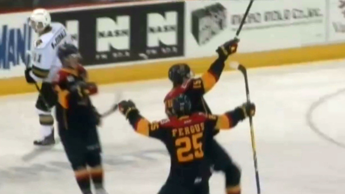 Dm 170216 ohl erie strome goal must see
