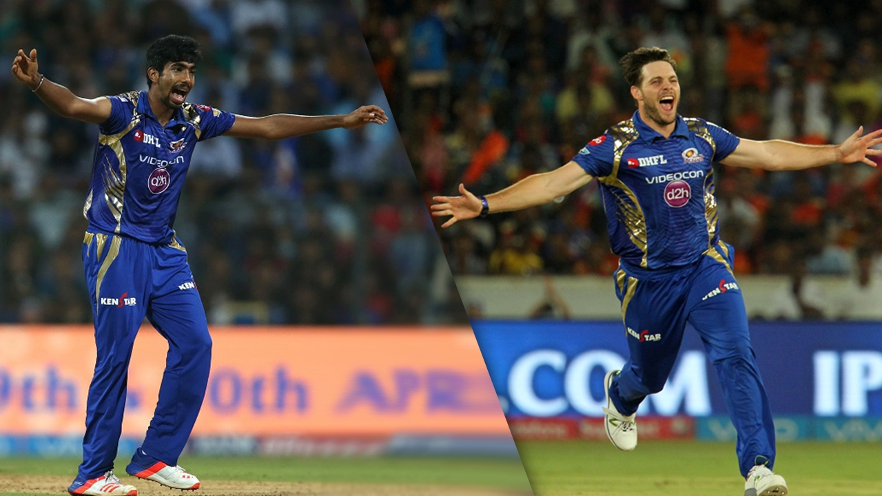 Qualifier 1 (N), Indian Premier League at Mumbai, May 16 2017 ...
