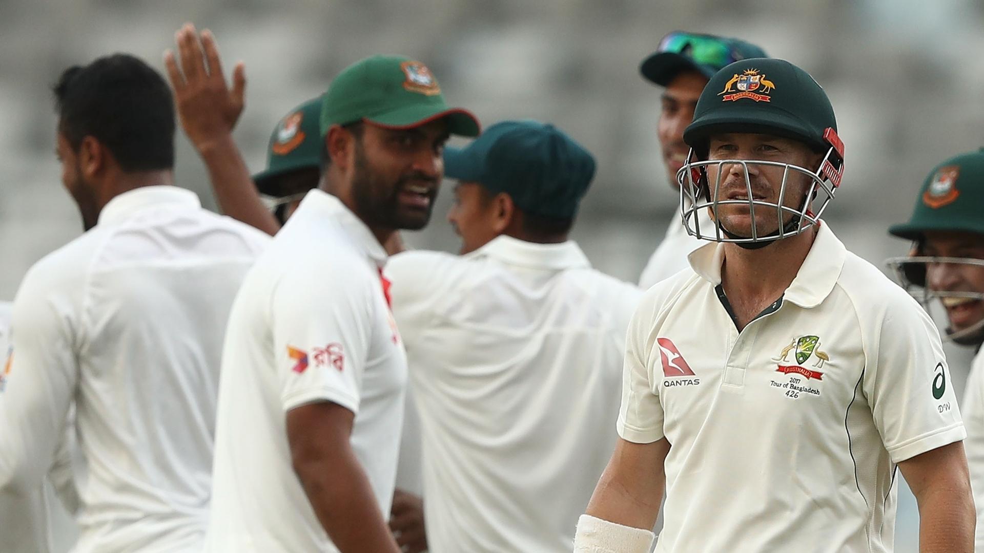 1st Test Australia Tour Of Bangladesh At Dhaka Aug 27 30 2017 Bengbeng Drink 80 Sachet Match Summary Espncricinfo