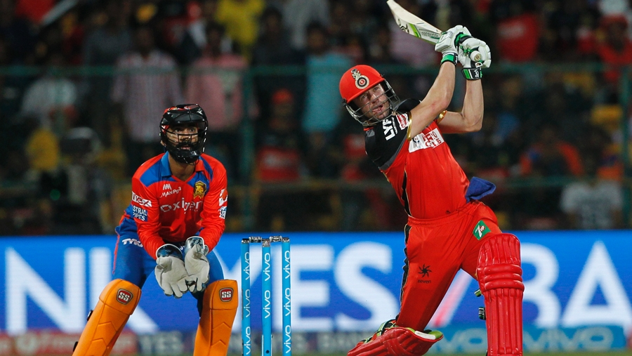 AB de Villiers in IPL Best Run-Chases #2