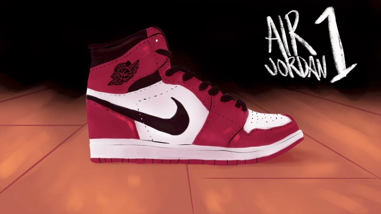 a7d3b2b3e4c4 MJ changed the game when he first took flight in Air Jordan 1s
