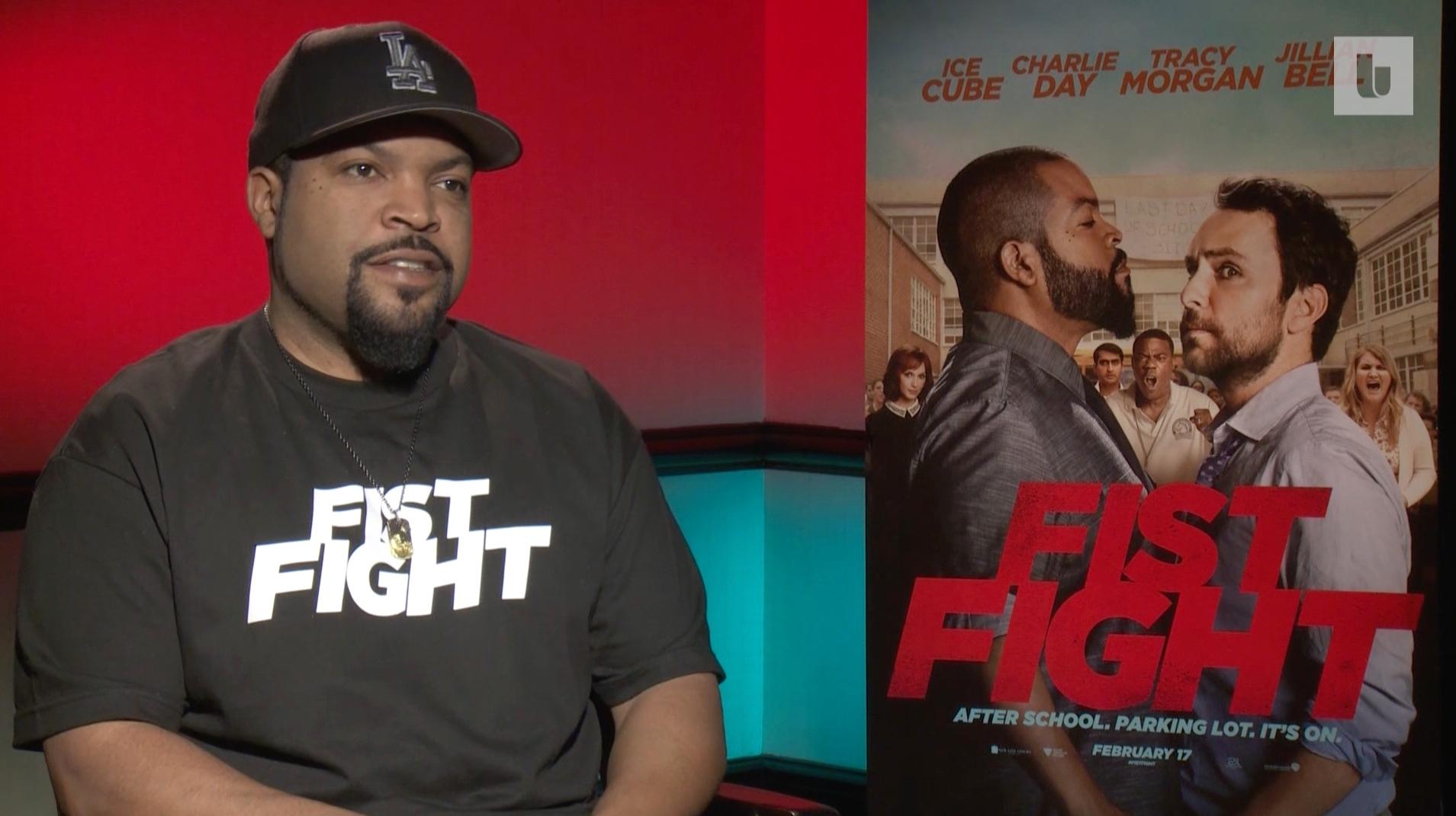 Ice Cube Talks His Raiders Fandom And New Film Fist Fight