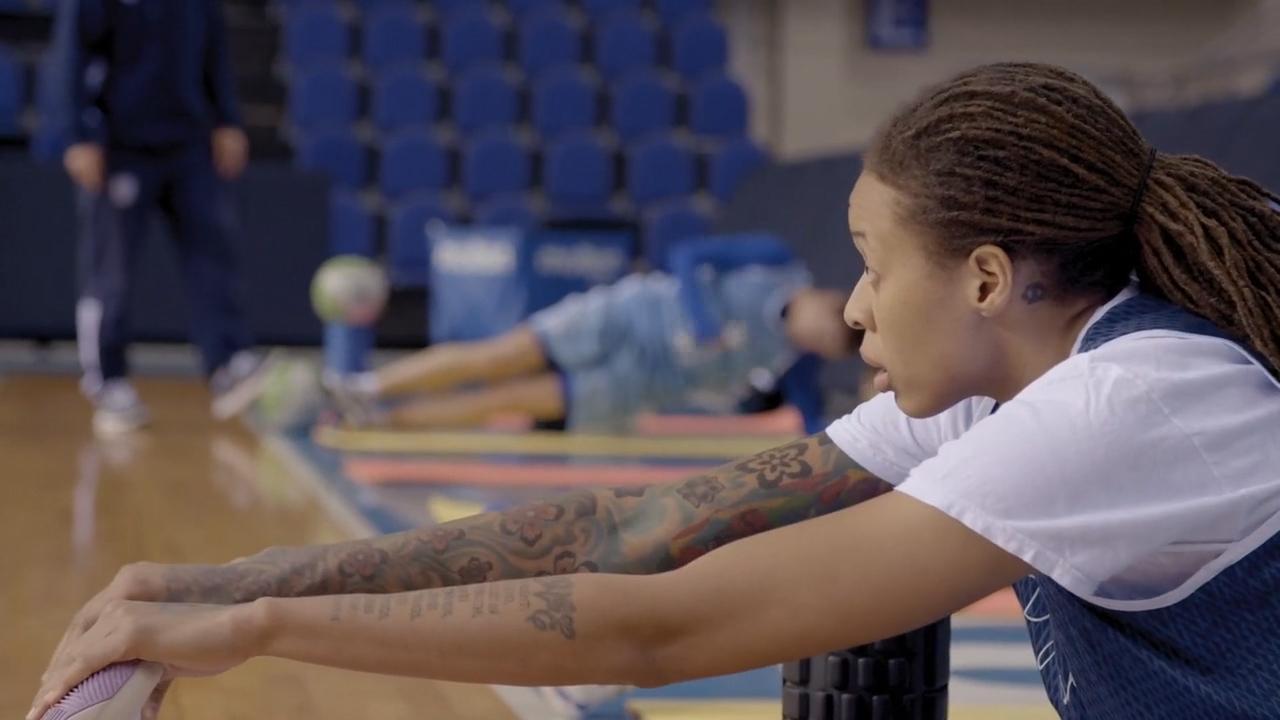 Minnesota Lynx Seimone Augustus goes deep on why WNBA
