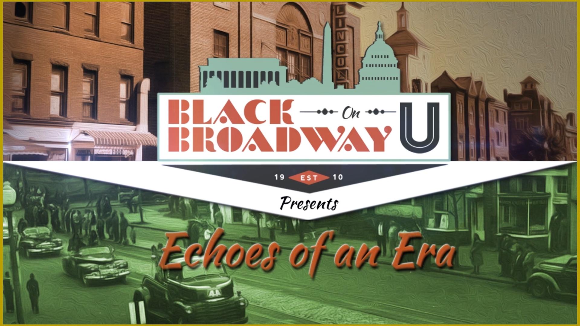 The hidden history of U Street in Washington, D C