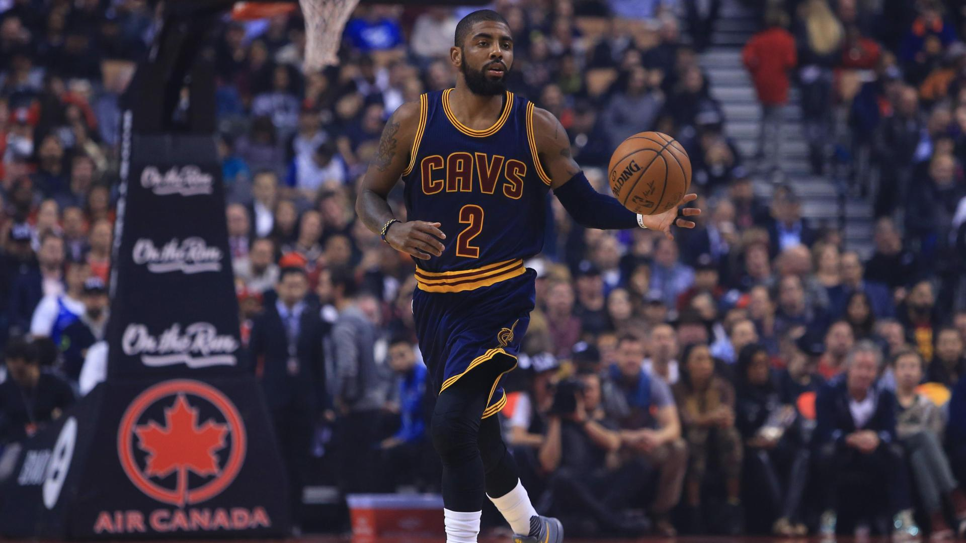 7312cc2b9fc How Kyrie Irving became the best dribbler in the NBA