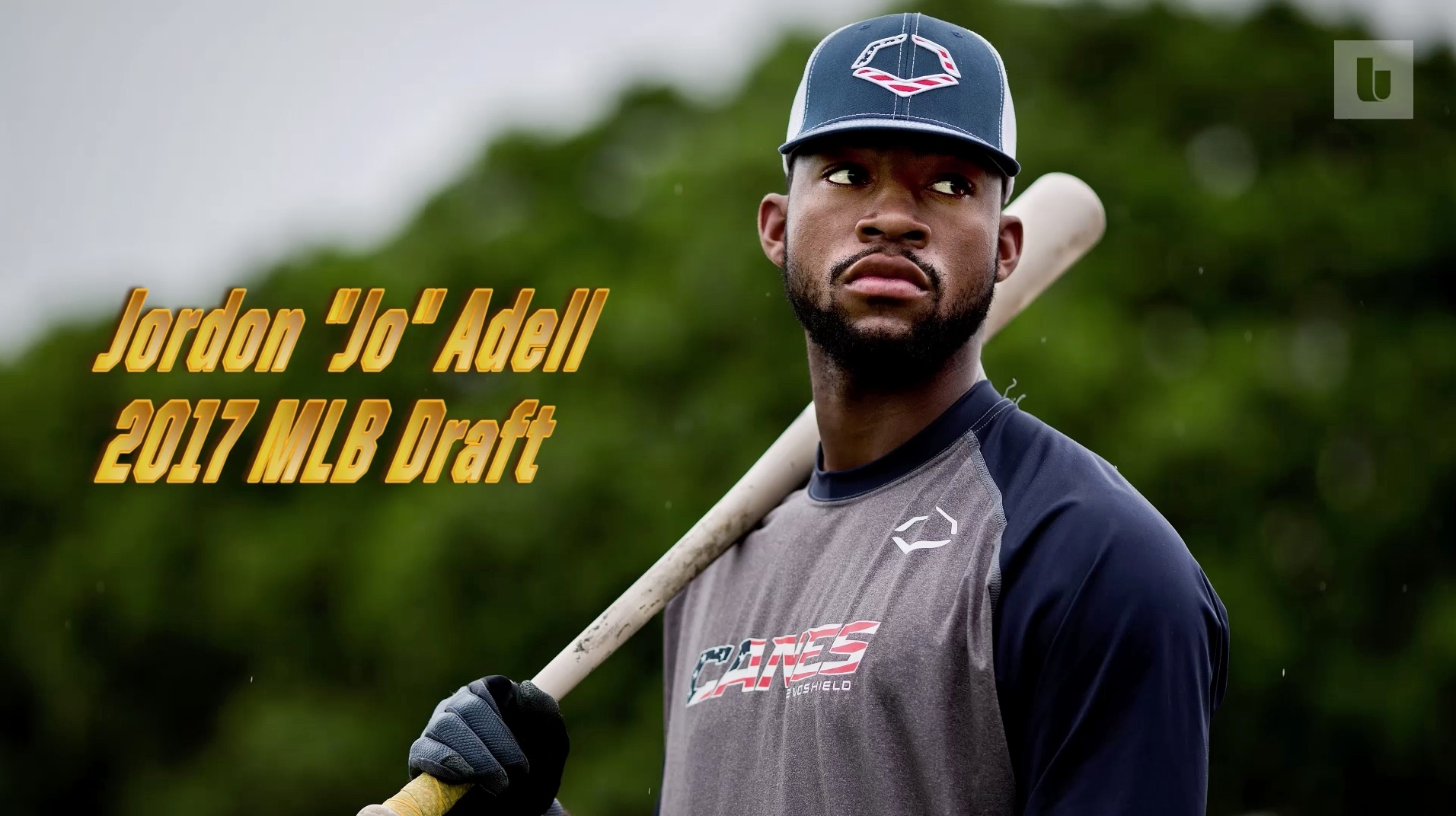 4a7f639a8b1e6 Adell could put his professional career on hold to play college baseball at  the University of Louisville
