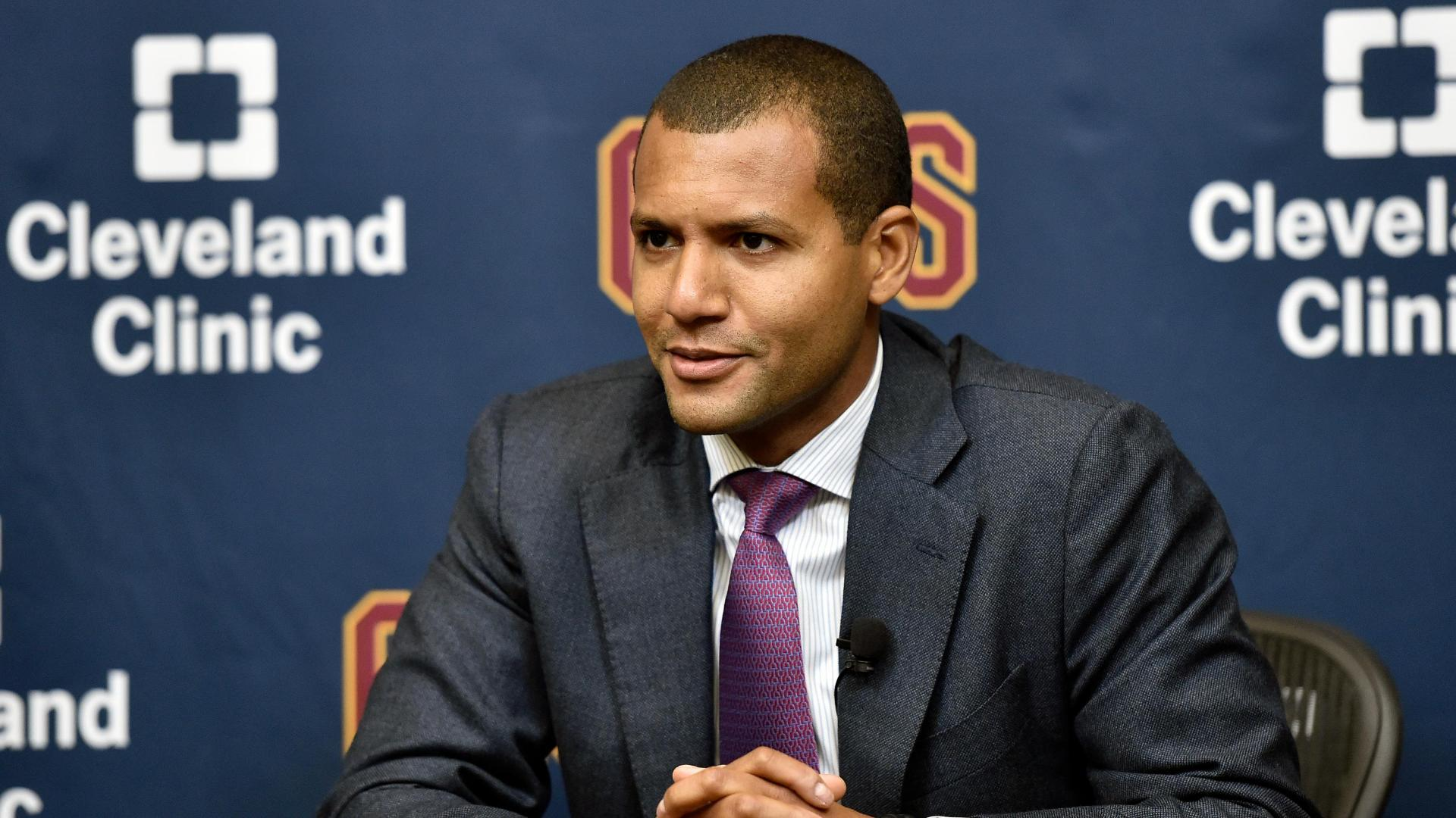 308c7b35693 New Cavaliers GM Koby Altman has his work cut out for him