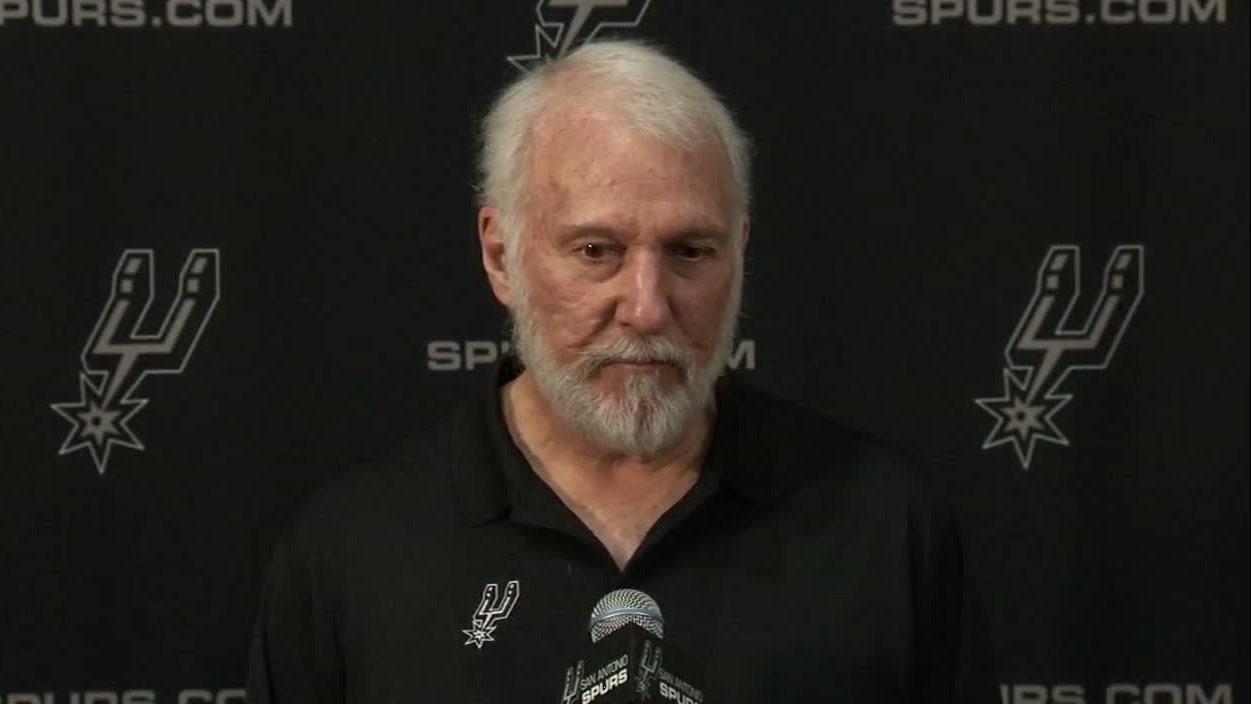 0a0e2d639fc9 Gregg Popovich is the NBA s most  woke  coach