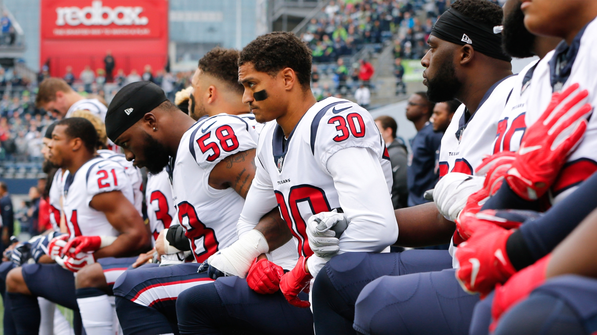 buy popular c5d29 8e6b9 Disrespect of NFL players by Texans  Bob McNair and other owners isn t new