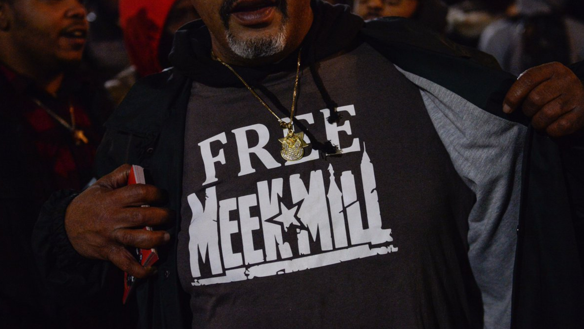 680d74a8b8d0 Meek Mill rally was about way more than the Philadelphia rapper