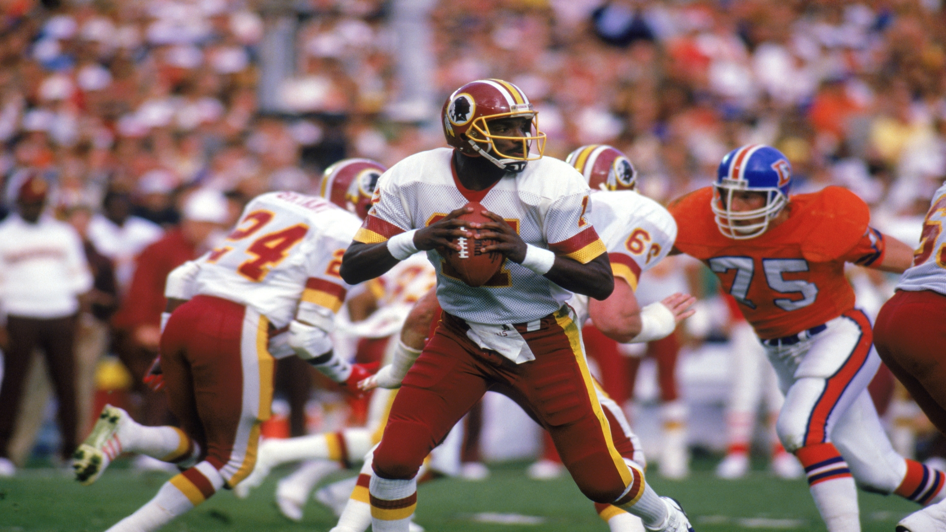 Doug Williams' journey from Grambling to Super Bowl history