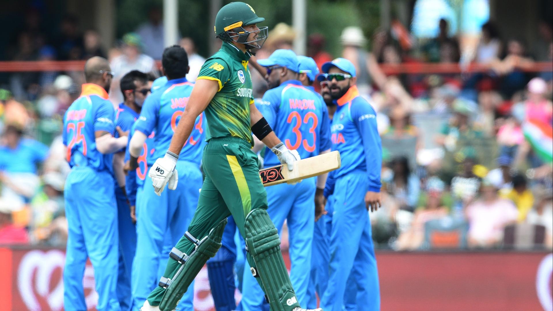 India vs south africa 6th odi live score board