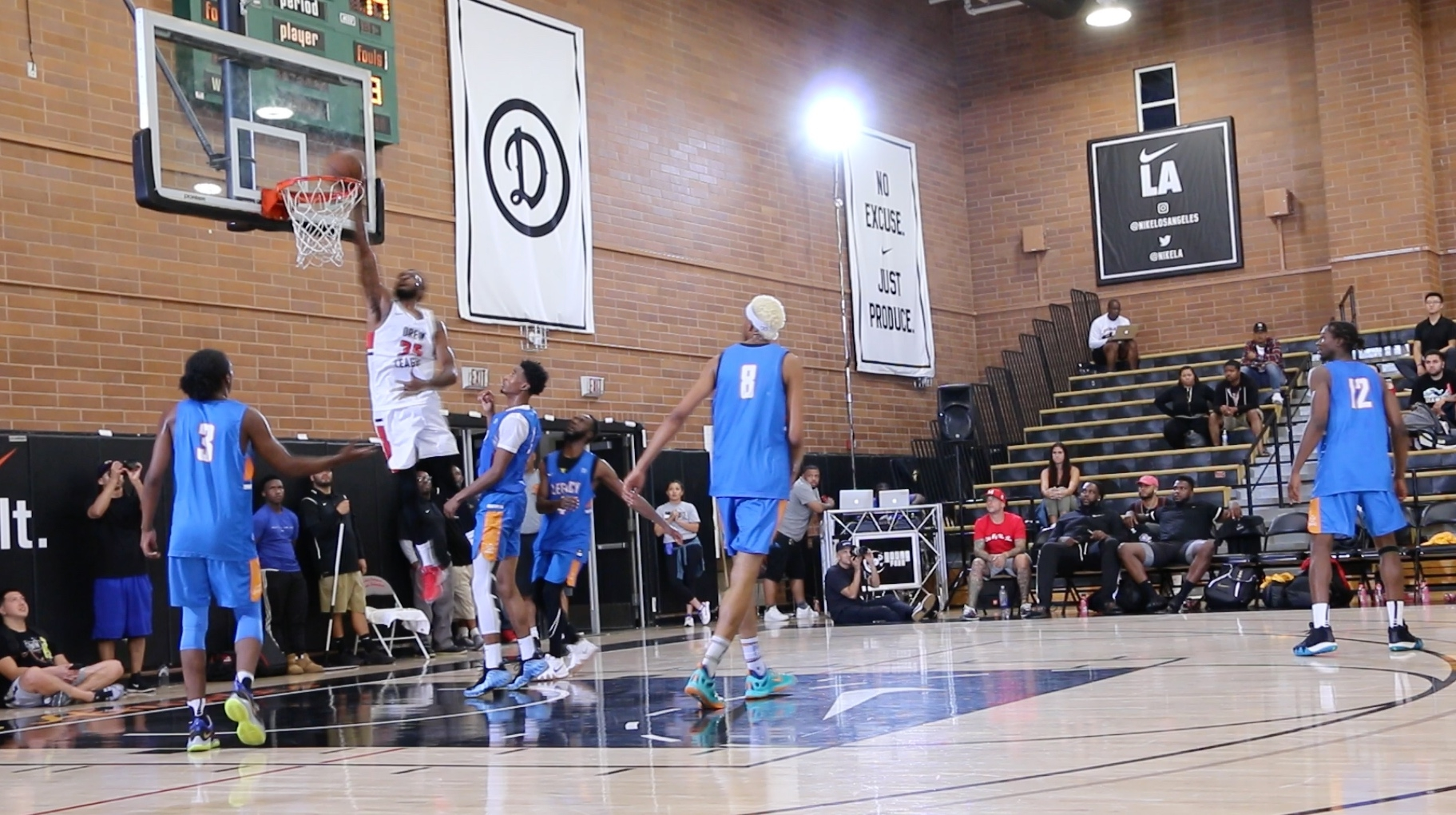 64af7fbaebe The Undefeated Summer Pro-Am Tour: The Drew League