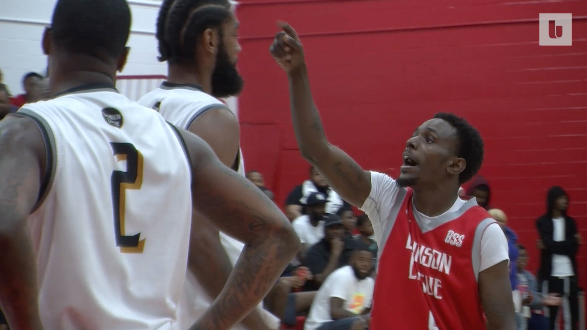 a0a339460 The Undefeated Summer Pro-Am Series  Things get heated at The Brunson League