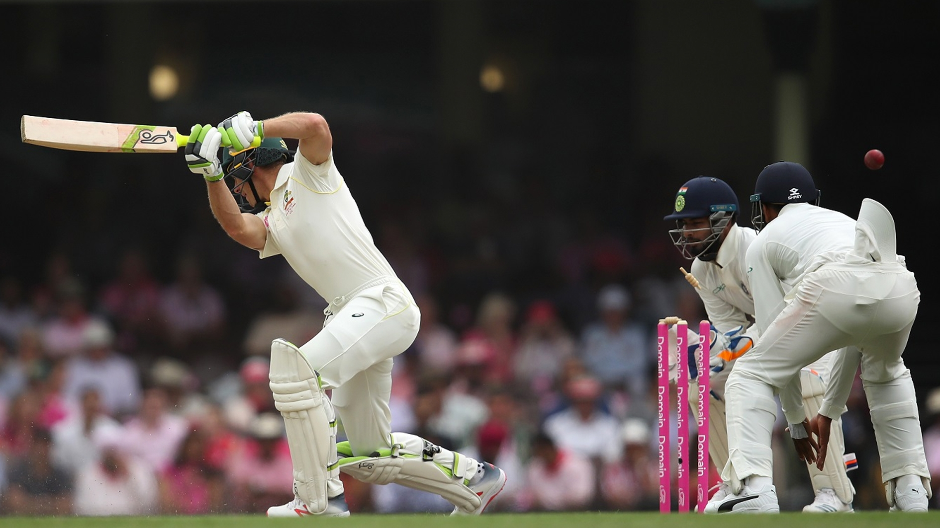 Full Scorecard of Australia vs India 4th Test 2019 - Score Report