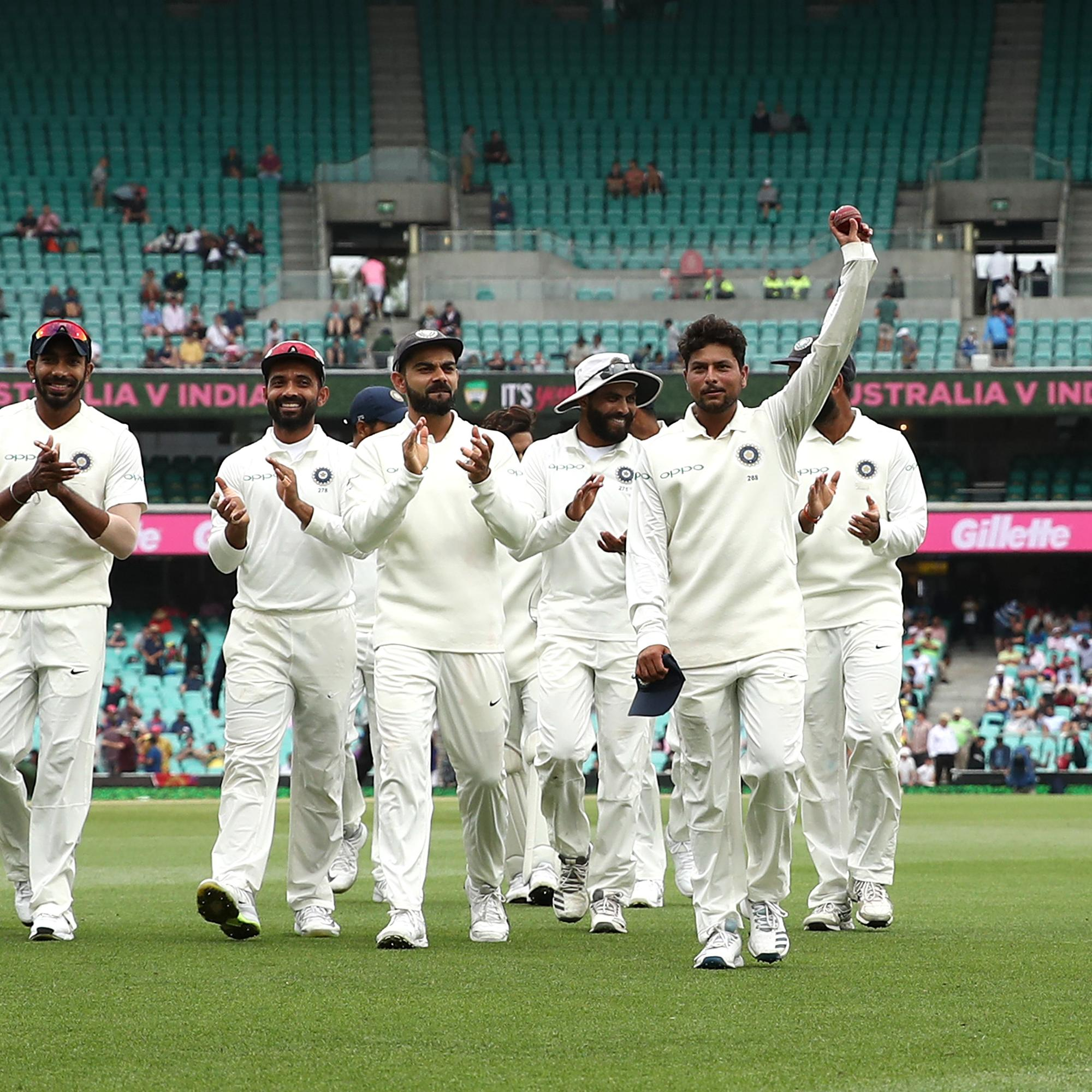 Match drawn - Australia vs India 4th Test Match Summary, Report