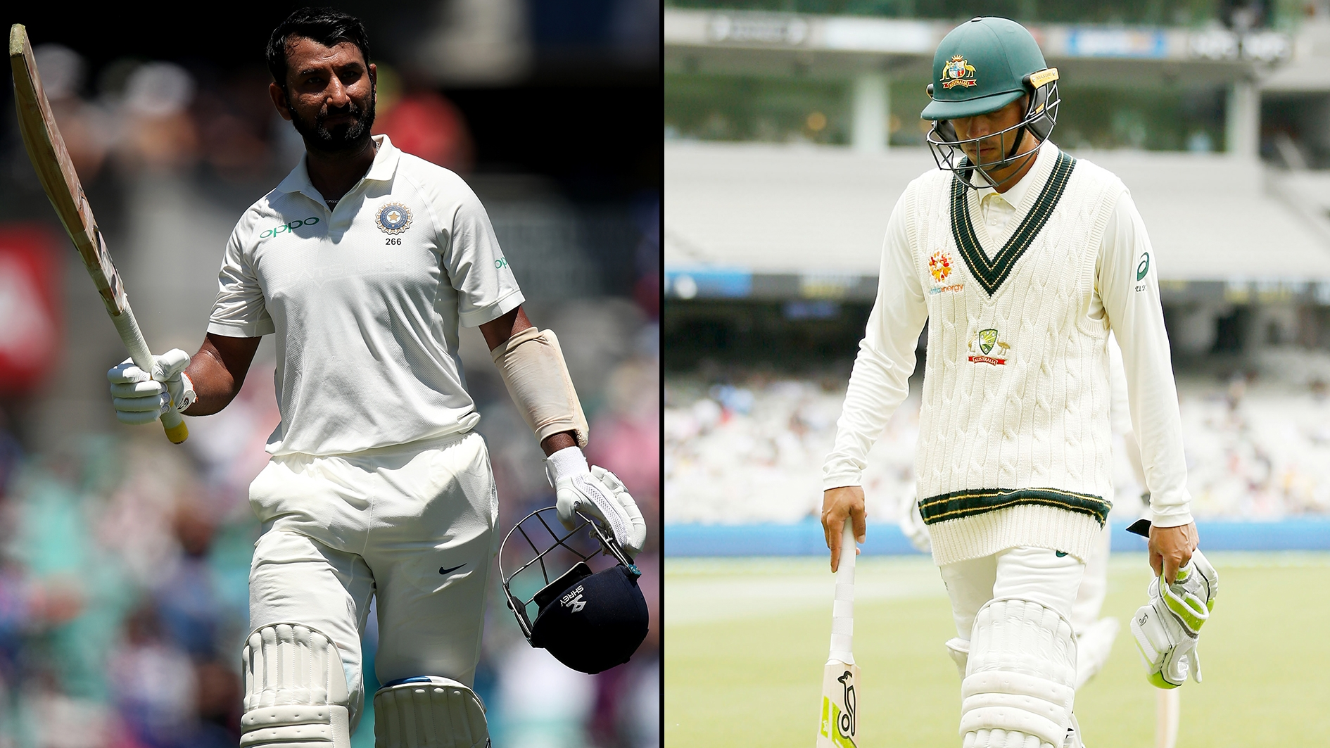 Match drawn - Australia vs India 4th Test Match Summary