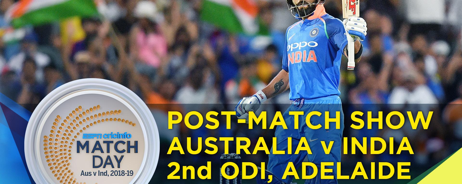 Get Ball by Ball Commentary of Australia vs India 2nd ODI