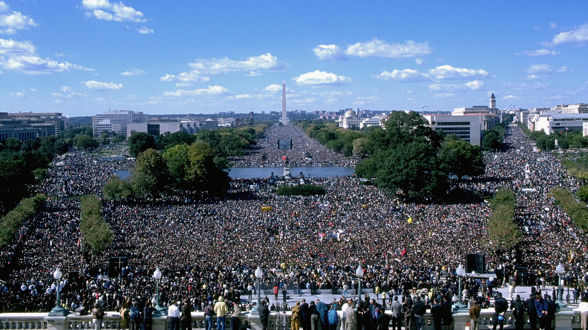 The Million Man March and the moment that changed everything