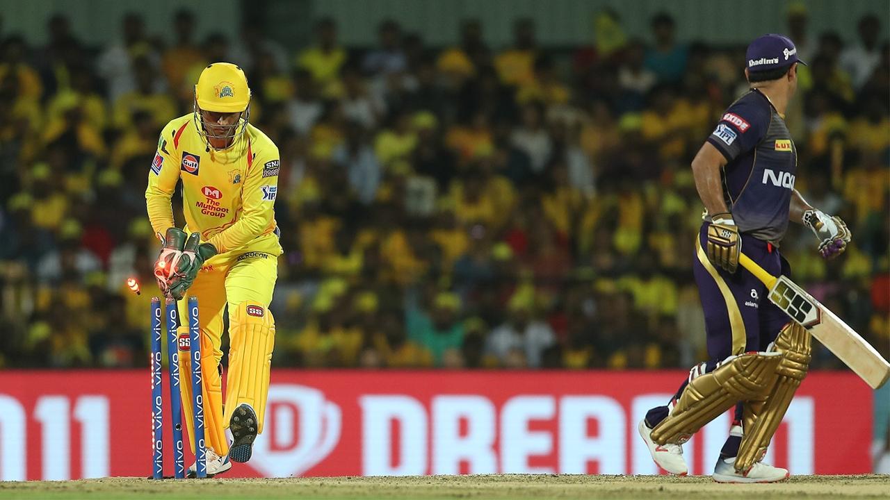 Chennai Super Kings beat Kolkata Knight Riders by 7 wickets