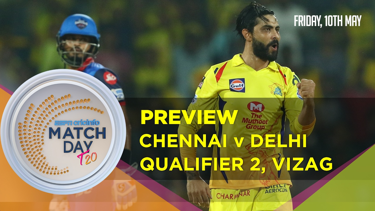 Chennai Super Kings beat Delhi Capitals by 6 wickets (with 6