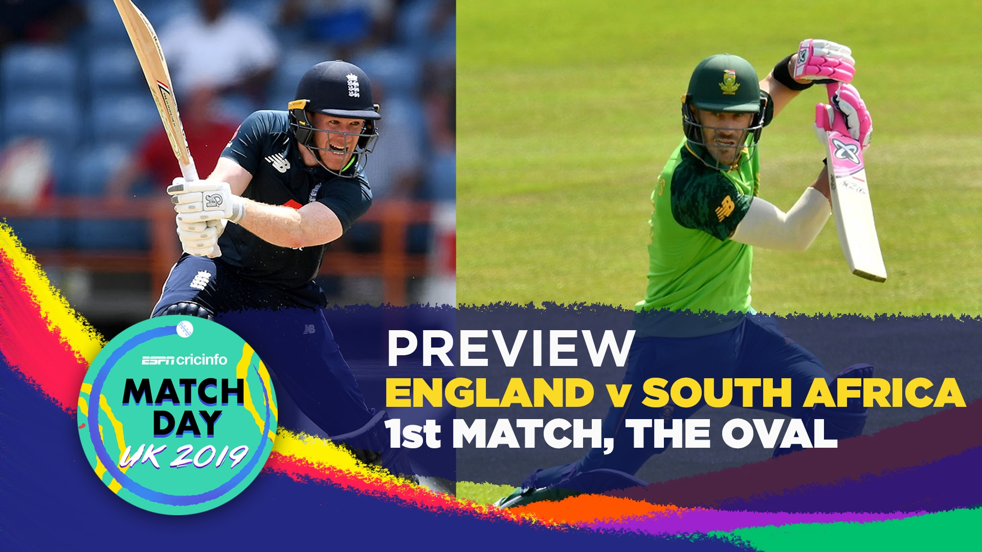 England beat South Africa by 104 runs - England vs South