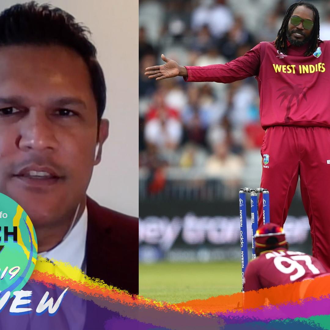 Full Scorecard Of India Vs West Indies World Cup 34th