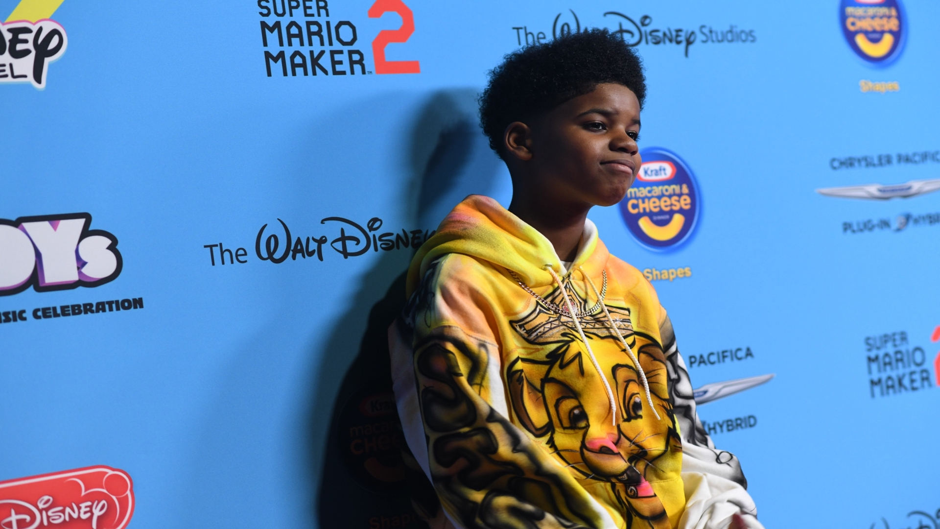 JD McCrary opens up about his role in 'The Lion King'