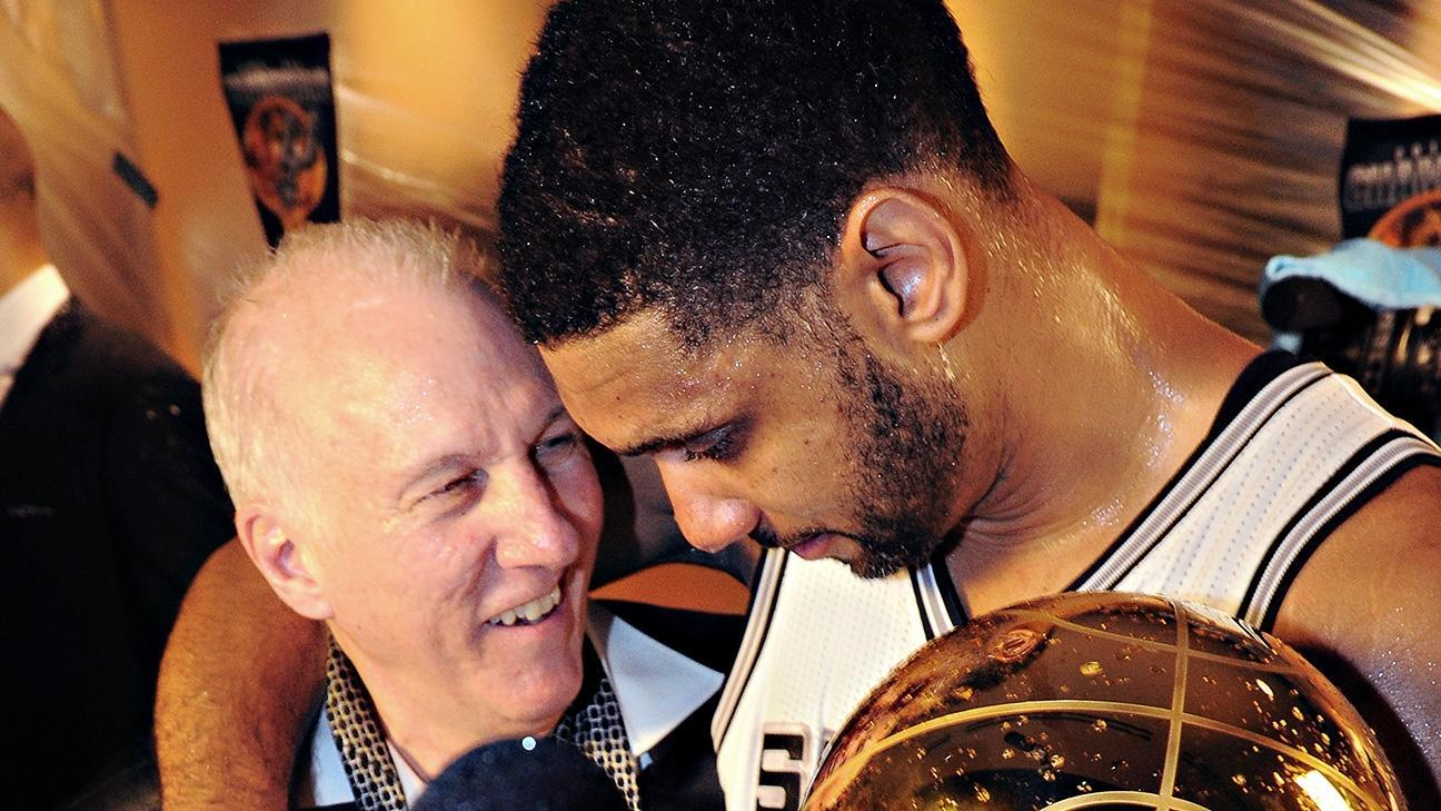 Kobe, Shaq, LeBron, Tony Parker and more talk about Tim Duncan