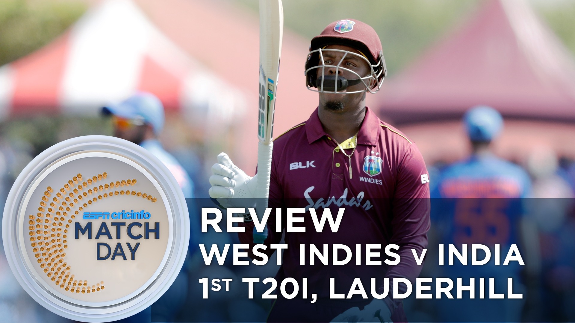 Recent Match Report - India vs West Indies 1st T20I 2019
