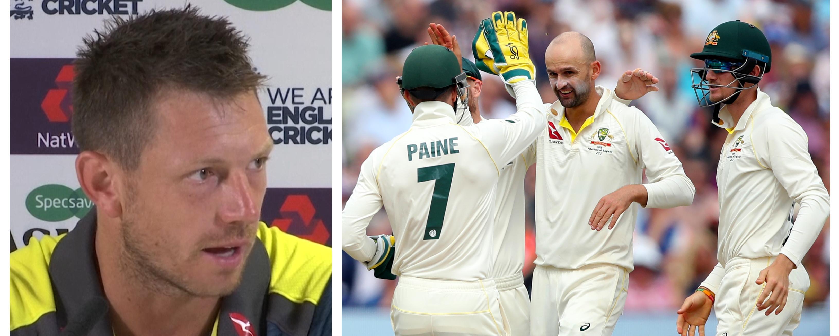 Full Scorecard of England vs Australia, ICC World Test