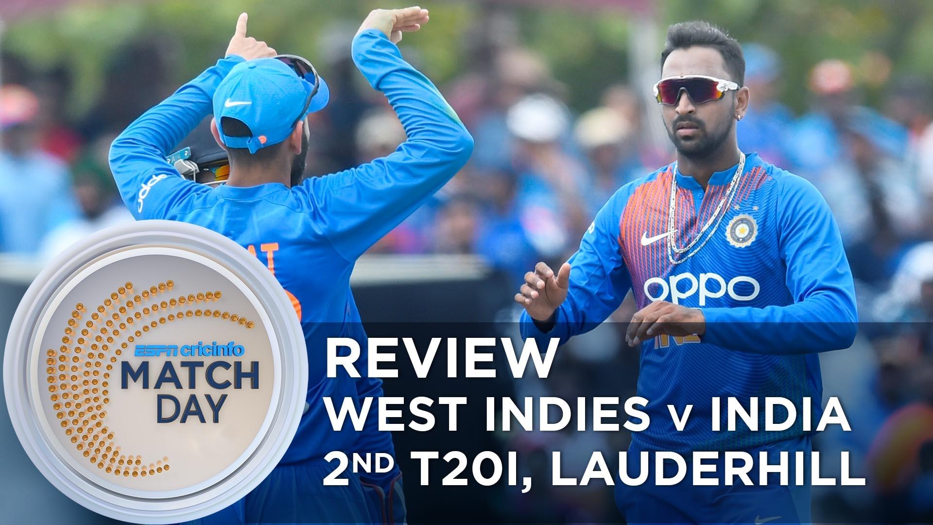 Full Scorecard Of India Vs West Indies 2nd T20i 2019 Score