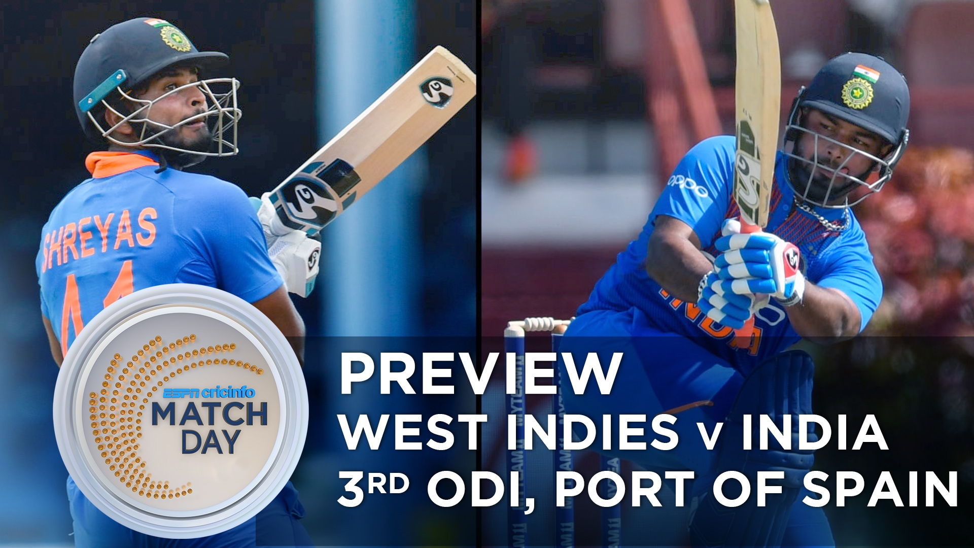 Recent Match Report - West Indies vs India 3rd ODI 2019
