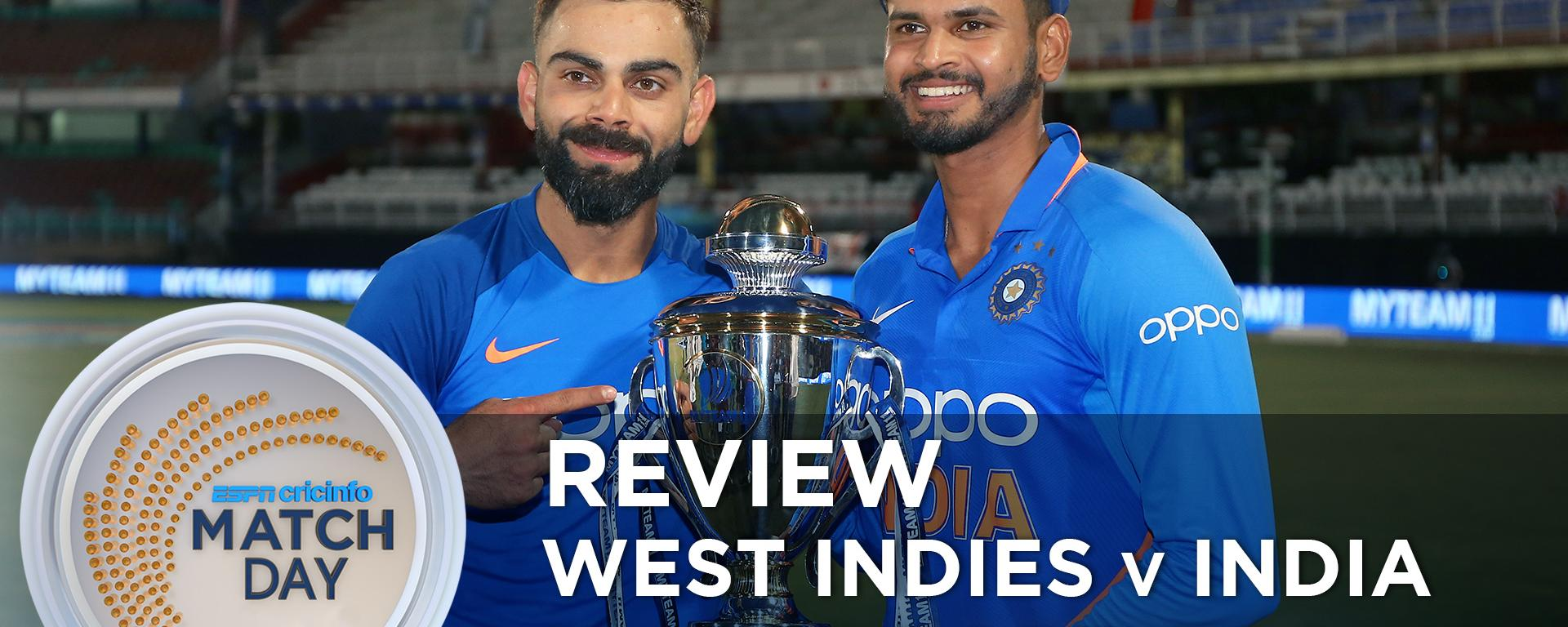 India Beat West Indies By 6 Wickets With 15 Balls Remaining