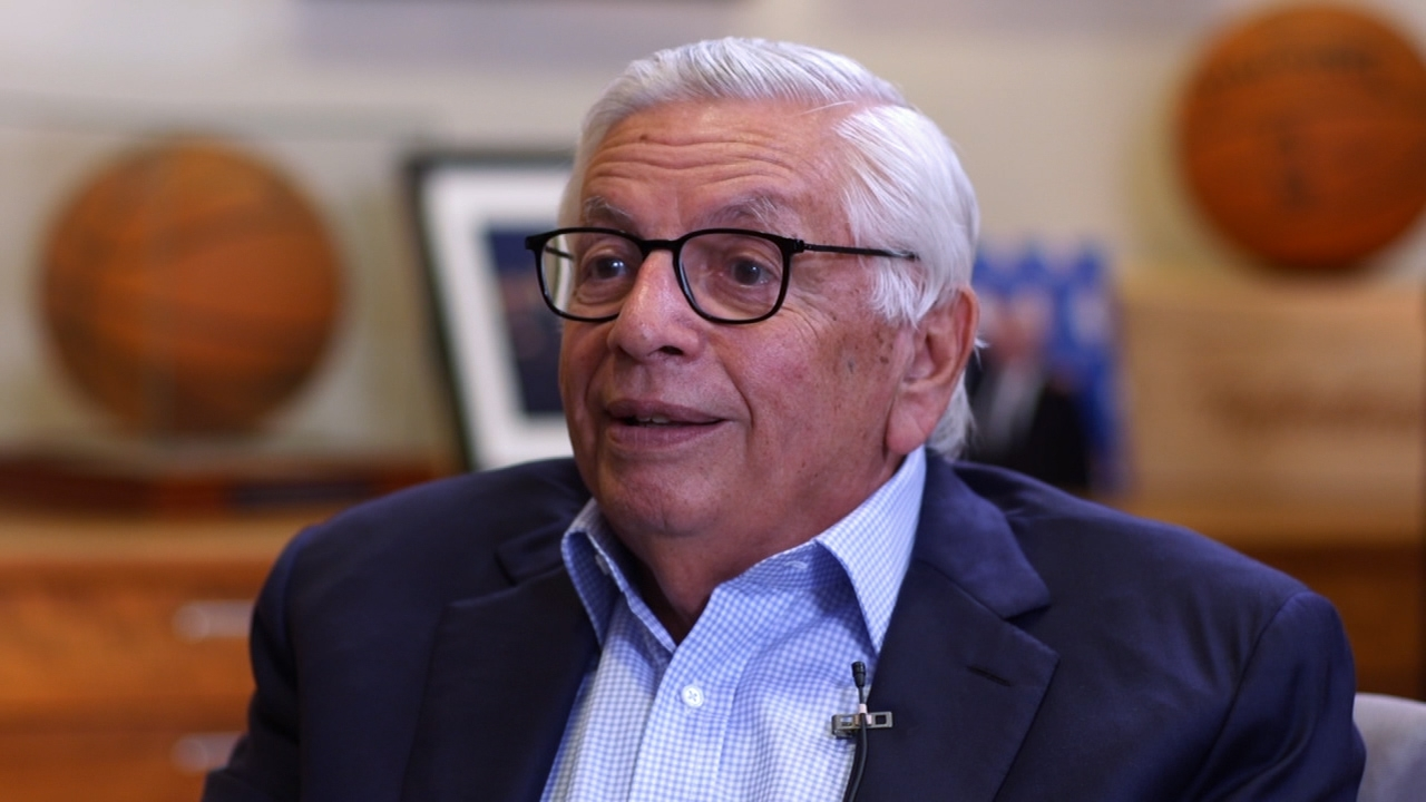 An Extended Conversation with David Stern