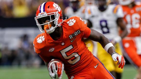 Cincinnati Bengals 2020 NFL Draft Grades Tee Higgins